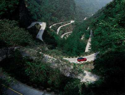 Land Rover Attempts The Dragon Challenge In China 🔥🐉