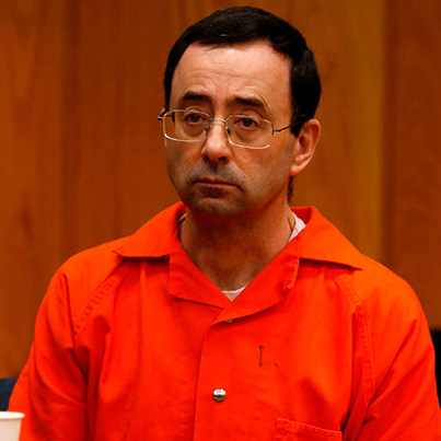 Larry Nassar Gets Another 40 To 125 Years In Sex Abuse Case 👏👏😂