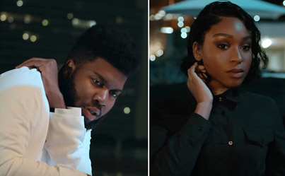 Love Lies by Khalid x Normani (Official Music Video)