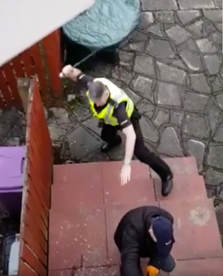 Man Waits Patiently For Police As Some Old Bastard Breaks Into His House 😂😂😂💀💀