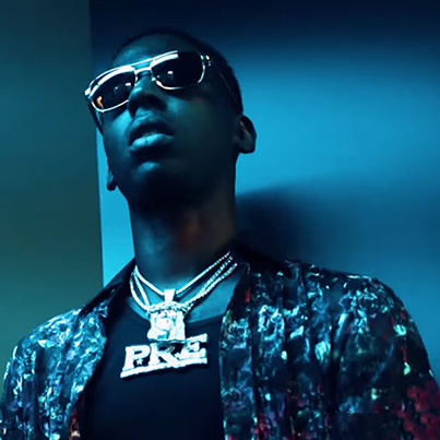 Paranoid by Young Dolph (Official Music Video)