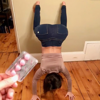 Prankster Tricks His Girlfriend Into Taking Female Viagra 😂💦