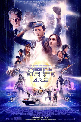 READY PLAYER ONE (Official Movie Trailer #2)