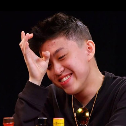 Rich Brian Explains How To Watch Porn In Indonesia While Eating Spicy Wings ✊✊🔥🔥