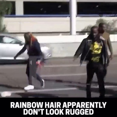 Someone Remixed The Fight With Tekashi69 At LAX 💀💀💀