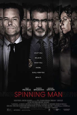 Spinning Man (Official Movie Trailer)