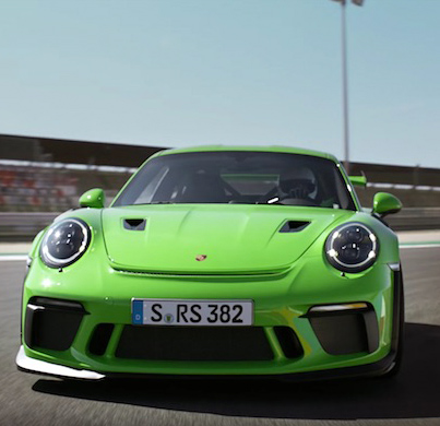 More Power More Glory: The New Porsche 911 GT3 RS Is A Green Lizard 🔥🔥🔥