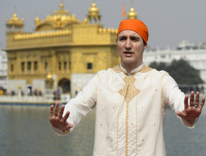 TRUDEAU'S INDIA TRIP DISASTER 😓🇨🇦🇮🇳