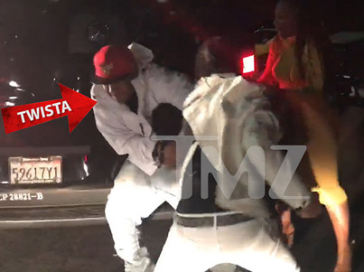 Twista Fights Drunk Guy During NBA All-Star Weekend 💀💀💀