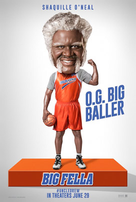 Uncle Drew (Starring Kyrie Irving & Shaquille O'Neal) (Official Movie Teaser)