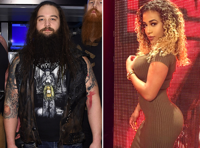WWE Star Bray Wyatt Accused Of Spending Child Support Money On His Side Chick