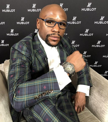 Why Floyd Mayweather Is Taking On The World Of High End Watches ⌚💵