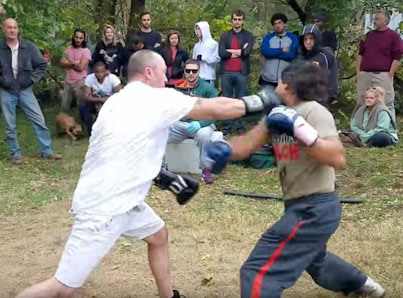 Backyard Boxing backyard boxing match archives
