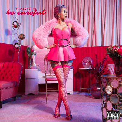 Be Careful by Cardi B (Official Audio)