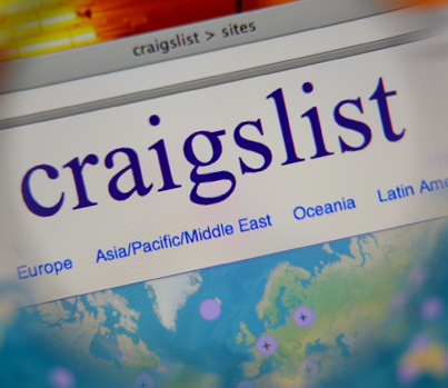 Craigslist Shuts Down All Personal Listings After New Law Could Hold Them Liable