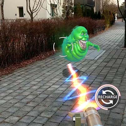 RIP Pokémon Go: 'Ghostbusters World' Bout To Take Over The AR Game 😱👻