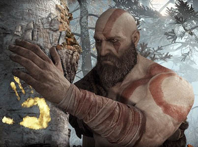 God Of War: 15 Minutes Of PS4 Gameplay 😈😈😈