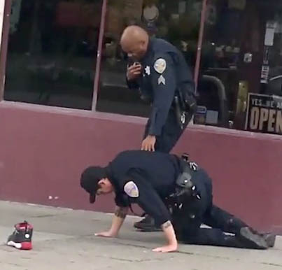 Man Records Active Crime Scene Shooting That Left 5 Shot Including A Cop 😱💀
