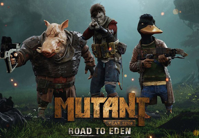 Mutant Year Zero: Road To Eden (Official Video Game Trailer)