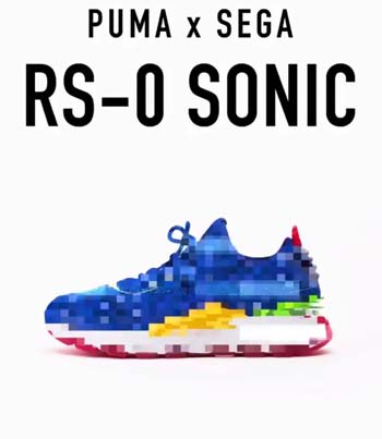Puma & SEGA Are Teaming Up For Official Sonic The Hedgehog Shoes 🔵👟🔥