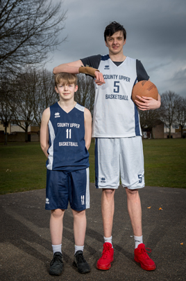 Seven Foot Brit May Be The Tallest Teen In The World 😱🏀