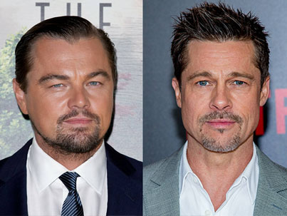 Tarantino Taps Brad Pitt To Join DiCaprio In 'Once Upon A Time In Hollywood' 😳😵😲😱