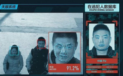 Chinese Facial Recognition Technology Spots Wanted Man In Crowd of 60,000 😨🇨🇳