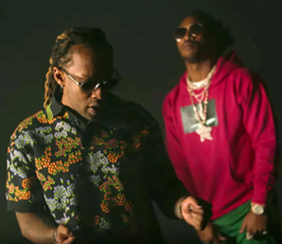 Don't Judge Me by Ty Dolla $ign x Future x Swae Lee (Official Music Video)