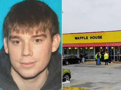 Four Killed By Nude Gunman At Nashville Waffle House 😓🇺🇸