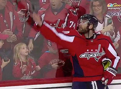Young Caps Fan Goes From Disappointment To Pure Joy 😂😂😂😭😭