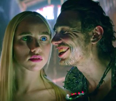 Future World (Starring James Franco) (Official Movie Trailer)