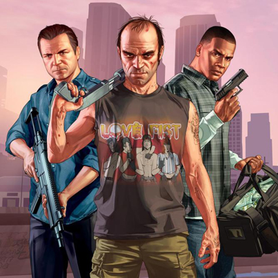 Grand Theft Auto 5 Is The Most Profitable Entertainment Product Of All Time 💰😈👊
