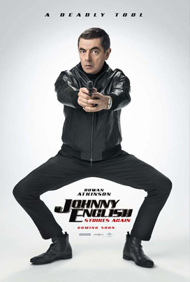 Johnny English Strikes Again (Official Movie Trailer)