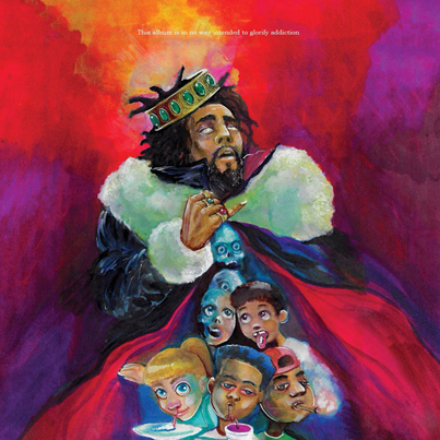 KOD by J. Cole (Official Album Stream) 📛📛📛