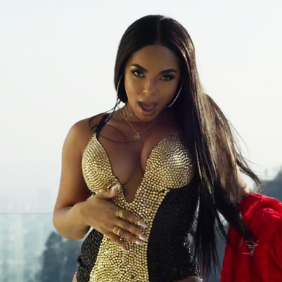 Say Less by Ashanti x Ty Dolla $ign (Official Music Video)