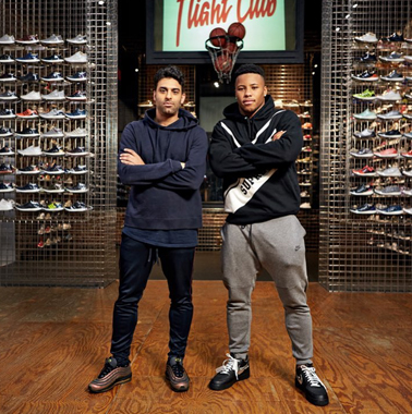 Sneaker Shopping With Future NFL Draft Pick Saquon Barkley 🔥🔥🔥