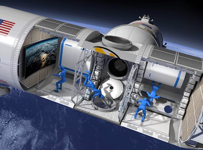 The First Luxury Space Hotel Plans To Offer Zero Gravity Living For $792K Per Night