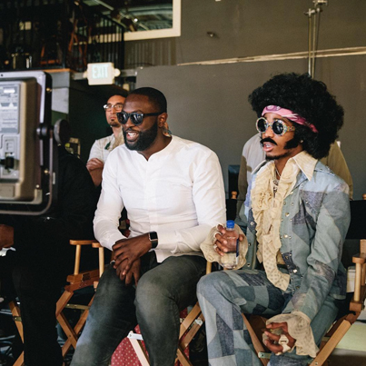 """The Making Of Migos & Drake's """"Walk It Talk It"""" Music Video With Daps 💣💣💯"""