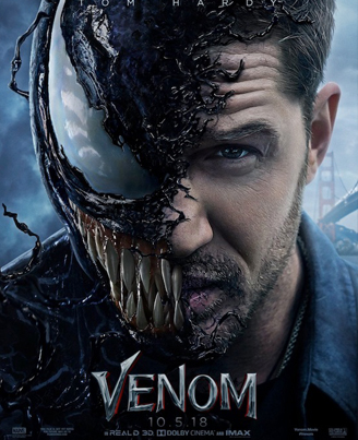 VENOM (Official Movie Trailer)