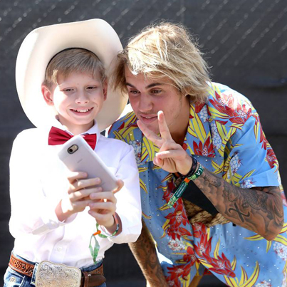 Walmart Yodeling Kid Performs At Coachella And Meets Justin Bieber 🐐🐐🐐