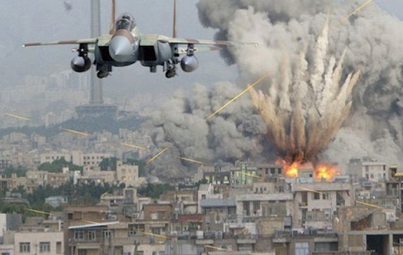 What It's Like to Endure Aerial Attacks 💥💥💥