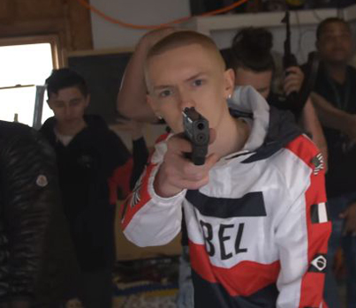 Who Run It (G Herbo Remix) by Slim Jesus (Official Music Video) ⚡️⚡️⚡️