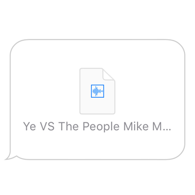 Ye vs. The People by Kanye West x T.I. (Official Spotify Audio) 🔥🔥🔥