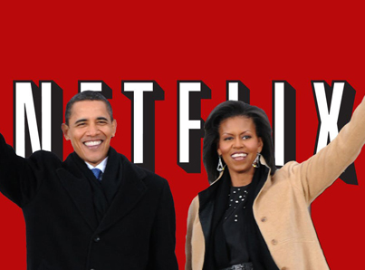 Coming To NETFLIX: Barack And Michelle Sign Deal 😈💰
