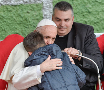 Heartsick Boy Asks Pope Francis If Atheist Dad Is In Heaven 😭💔