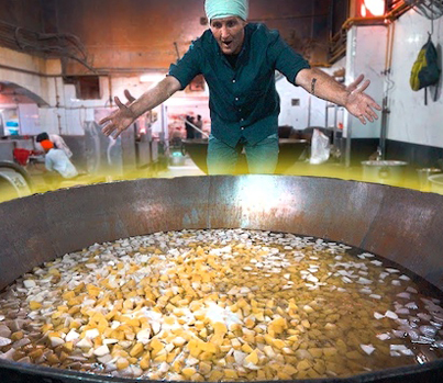 How To Cook For 10,000 People In Delhi's Biggest Sikh Temple 🙏❤️