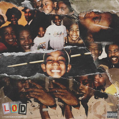 L.O.D. by Desiigner (Official EP)