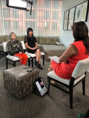 Lil Tay And Her Mom Sit Down With Good Morning America 😂😂😂
