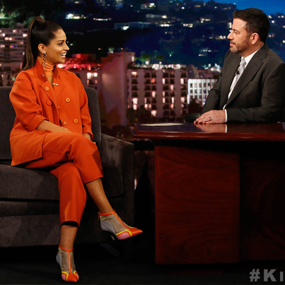 Lilly Singh Makes Her First Appearance On Jimmy Kimmel Live 🔥🔥👏👏
