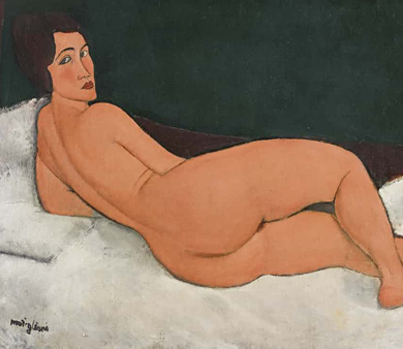 Modigliani Nude Painting Sold For $157 Million Sets Auction House Record 💸💵💸